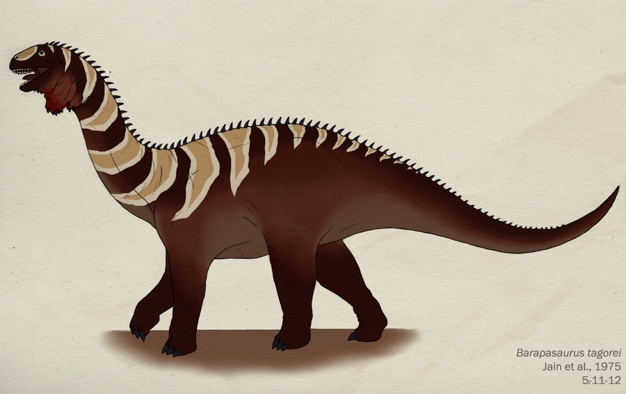 barapasaurus - photo #4