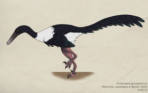 051--BUITRERAPTOR GONZALEZORUM by Green-Mamba