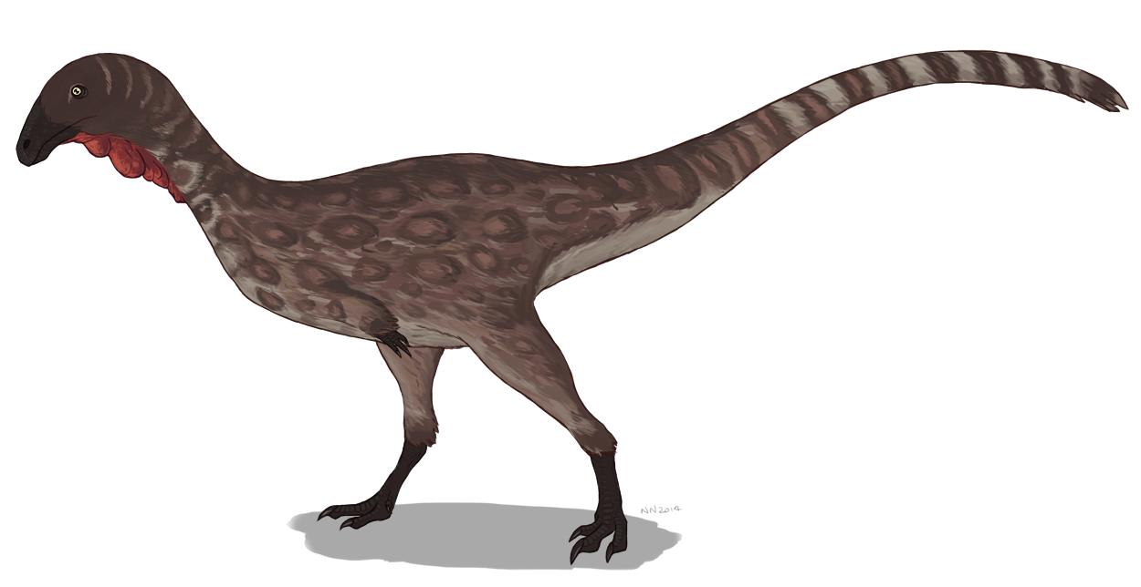 An unorthodox Masiakasaurus by Green-Mamba