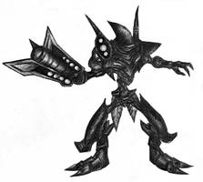 MP2-Dark Space Pirate Commando by Green-Mamba