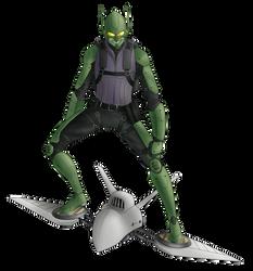 002--Green Goblin