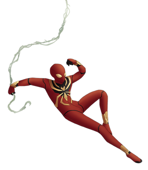 001d--Spider-Man (Iron Spider)