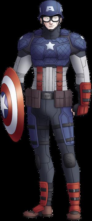 M001--Captain America