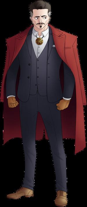 M014--Doctor Strange