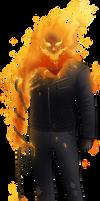M061--Ghost Rider