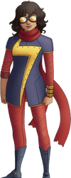 M066--Ms Marvel by Green-Mamba