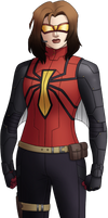 M068--Spider-Woman