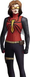 M068--Spider-Woman by Green-Mamba