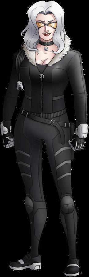 M069--Black Cat
