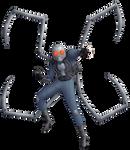 125--Steel Spider