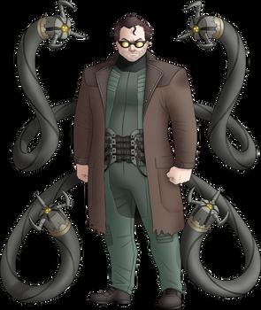 M083--Doctor Octopus