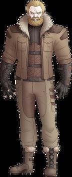 M087--Sabretooth