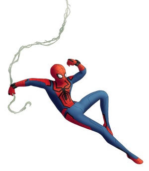 001g--Spider-Man (Advanced Suit)