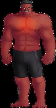 M101--Red Hulk