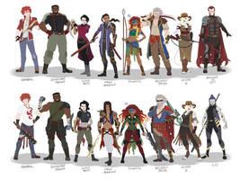 A Final Fantasy Concept