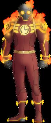 M150--Human Torch (Jim Hammond)