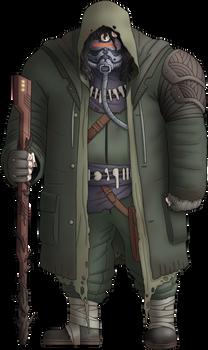 M161--Mole Man