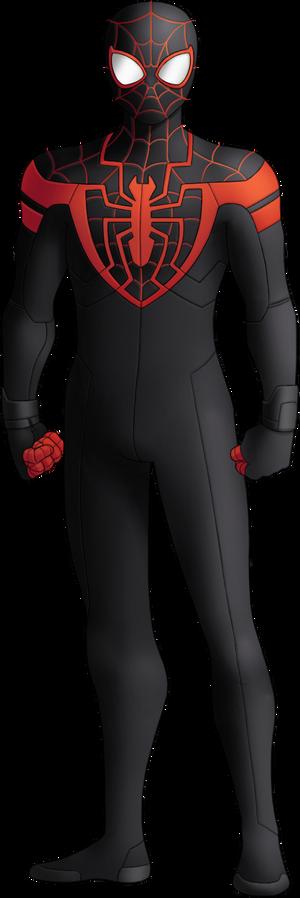 M166--Spider-Man (Miles Morales)