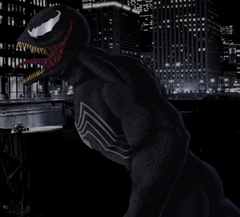 Venom--Spider-Man 3 by Green-MambaVenom Spiderman 3 Drawings