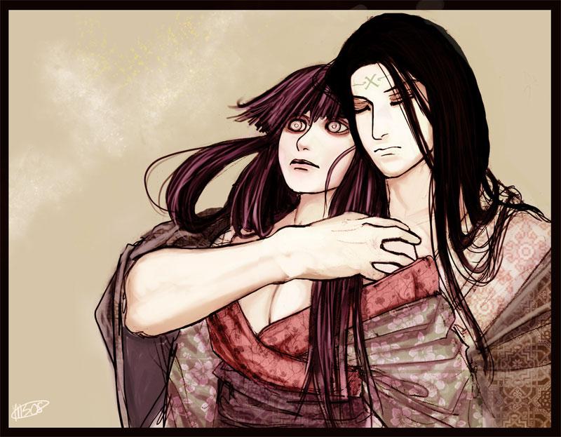 NejiHina :: Precious by MuseSilver