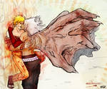 SasuNaru :: Powerful Egos