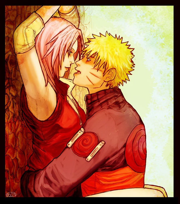 NaruSaku: Here to Stay by MuseSilver on DeviantArt