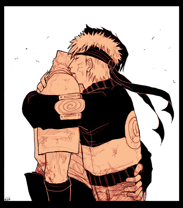 SasuNaru: Together