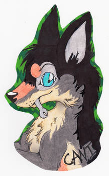 Badge for Cani Lupine