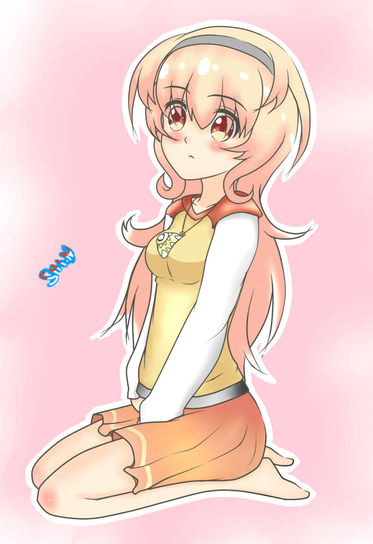 compa_cosplaying_as_miko_aiba___color_ve