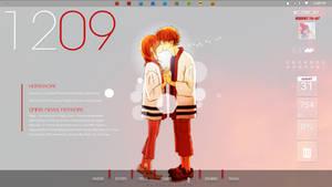 My Bokura Ga Ita Themed Desktop