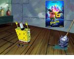 Spongebob Prays for SpongBob Sponge On The Run
