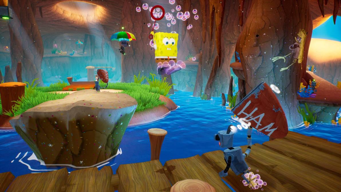 Spongebob Squarepants Bfbbr Screenshots 3 By Sbplankton On Deviantart