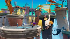 SpongeBob SquarePants BFBBR - screenshots 4