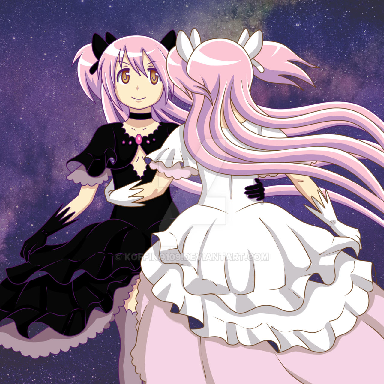 Anime 2019 March: Magical March 2019 #14 #15 Madoka By Koffing109 On DeviantArt