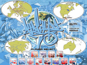 World Wide Battle - Part 1 by all-city