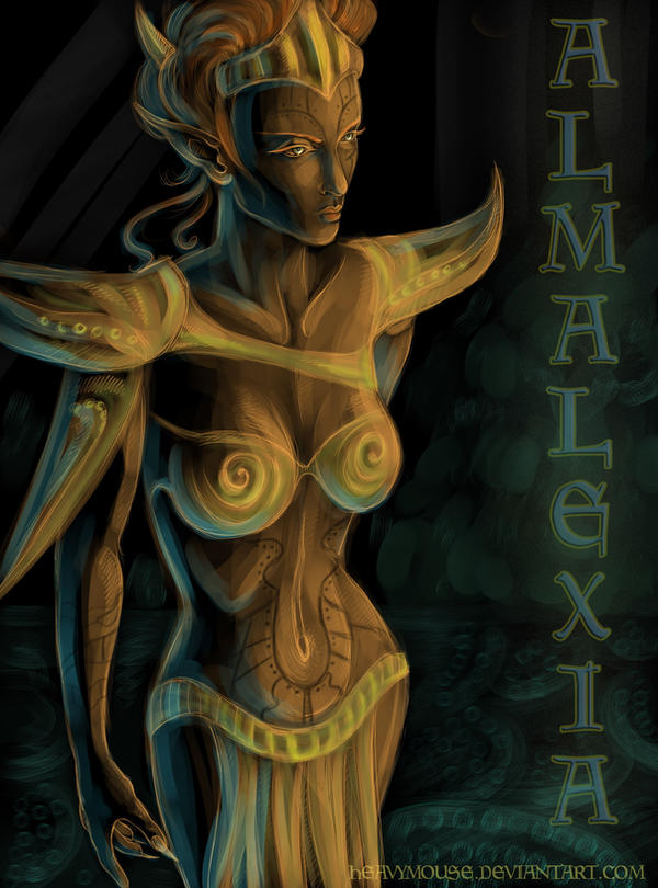 Almalexia v2.0 by HeavyMouse