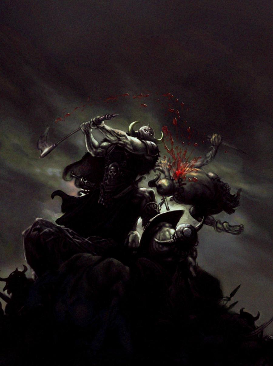 carnage by ptrepan