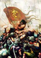 Battlefield by ptrepan