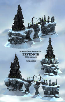 Elvidnir 3D