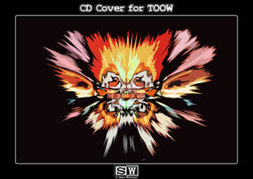 CD Cover for Band called TOOW by iFeelNoSorrow
