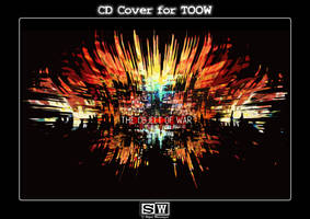 CD Cover The object of war by iFeelNoSorrow