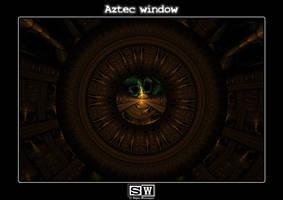 Aztec window by iFeelNoSorrow