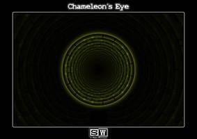 Chameleons eye by iFeelNoSorrow