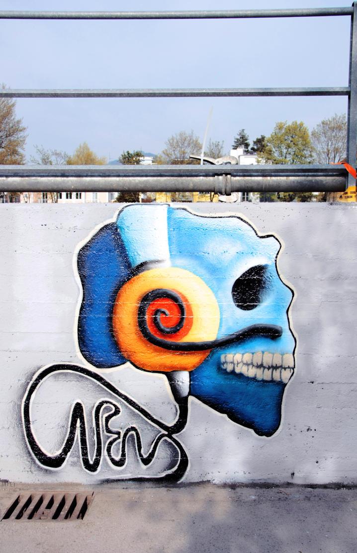 Skull IFNS by iFeelNoSorrow