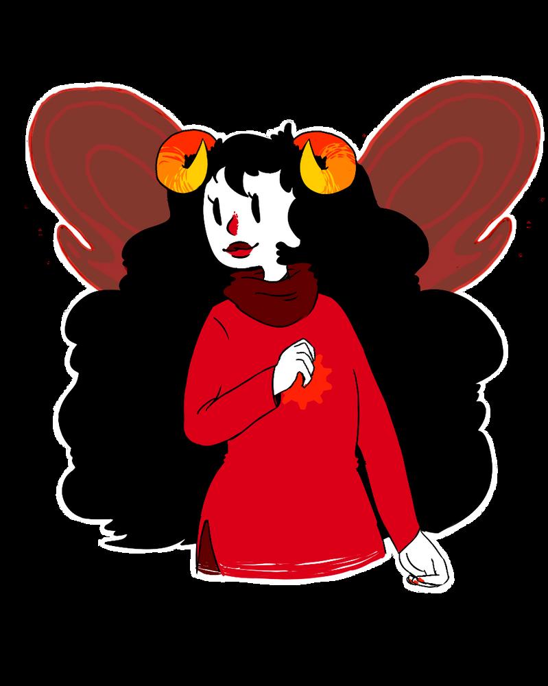 God Tier Aradia by bunnyfionna