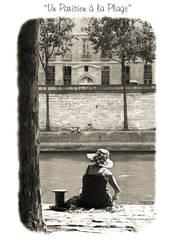 Un Parisien a la Plage by fee-clochette