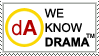 dA - We Know Drama Stamp by Arina-Shirakawa