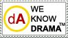 dA - We Know Drama Stamp by Arina-Shirakawa