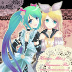 Vocaloid - Miku and Rin