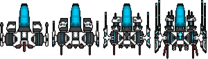 Phalanx laser ships by Heart-0f-Darkness